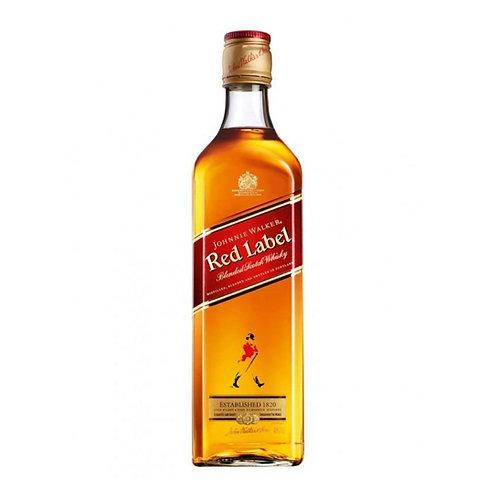 Whisky Johnnie Walker Red 200ml
