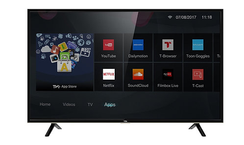TV TCL 40´´SMART FHD S62