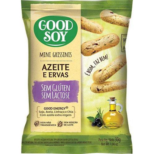 Snack de soja Ervas Finas 30gr