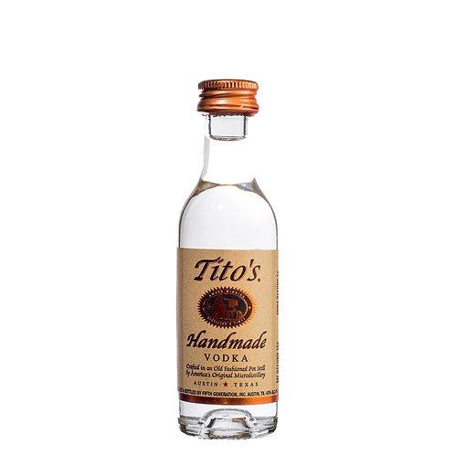 Vodka Tito's Handmade 50ml