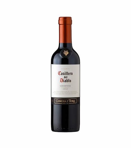 Vinho Casillero Del Diablo Carmenere  3/8