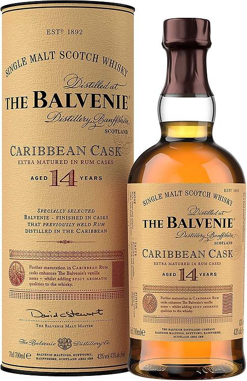 Balvenie 14y Caribbean Cask 700ml