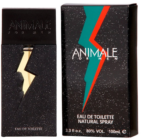 ANIMALE EDT 100ML SPR