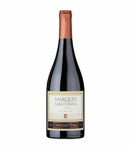 Vinho Marques De Casa Concha Syrah 750ml