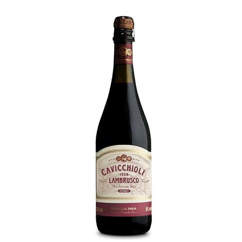 Vinho Cavicchioli Tinto 750ml