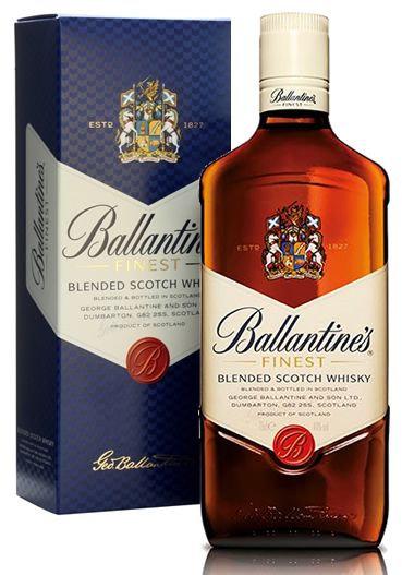 Whisky Ballantines Finest 1Lt