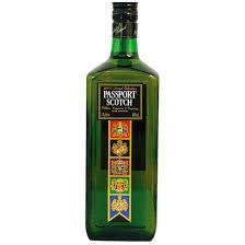 Whisky Passaport Scoch 1Lt
