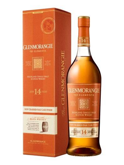 Glenmorangie 14Y Elementa +Gb 1lt 43%