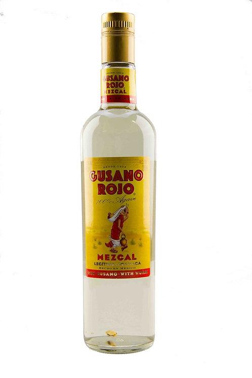 Mezcal Beneva Gusano Rojo 38%