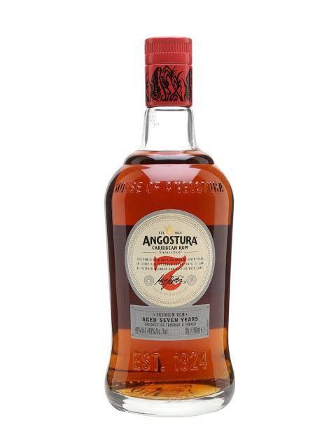 Rum Angostura 7yers 750ml
