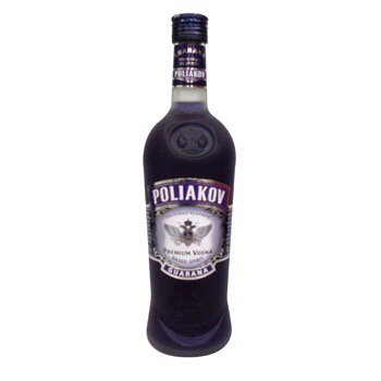 Vodka Poliakov Black 700ml