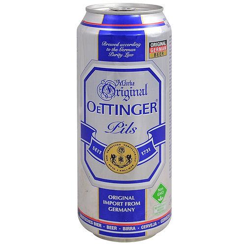 Cerveja Oettinger Pils 500ml Lata