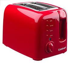 Cuisinart Toaster 2 Slicer CPt-120 Red