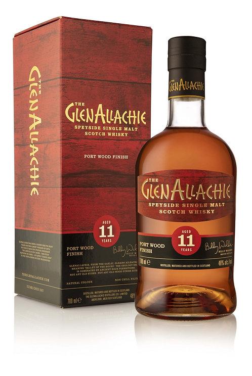 GlenAllachie 11 y Port Wood 700ml 48%