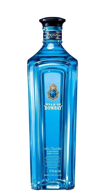 Gin Bombay Sapphire Star Of Bombay 700ml