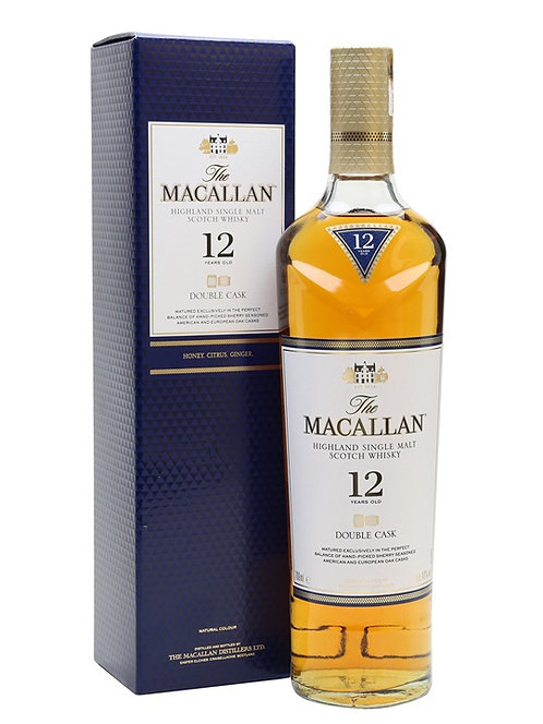 Whisky Macallan 12Yo Double Cask 700ml