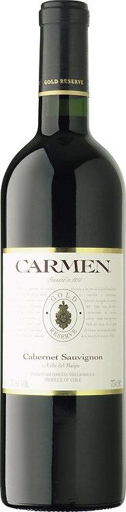 Vinho Carmen Gold Res. Cab. Sauv