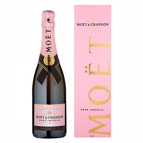 Champagne Moët Chandon Rosè 750ml
