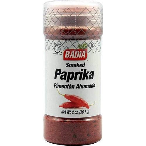 Condimento Badia Paprika Ahumada 56gr