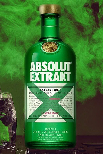 Vodka Absolut Extrakt 1lt