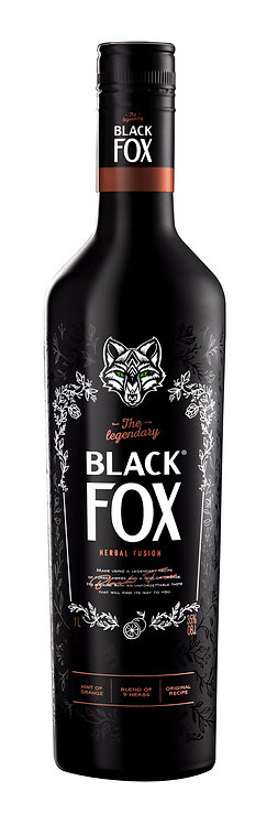Digestivo Black Fox 35%700ml