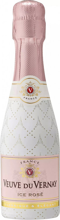 Espumante Veuve Du Vernay Ice Rosè 200ml
