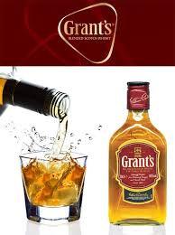 Whisky Grant's20cl Petaca