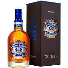 Whisky Chivas Regal 18y.0 750ml