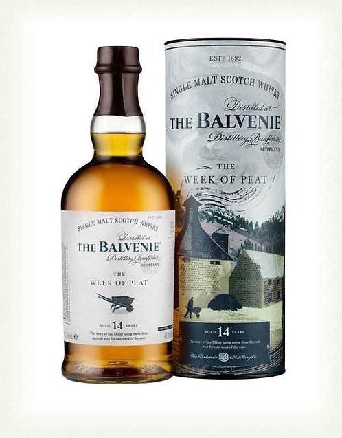 Balvenie 14y The Week Of Peat 700ml