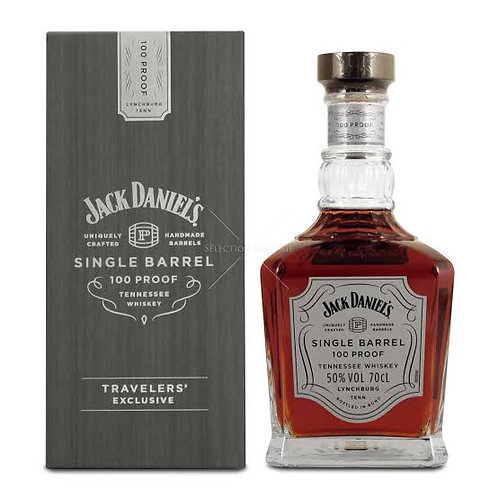 Whisky Jack Daniel's Single Barrel 100Proof +Gb 700ml