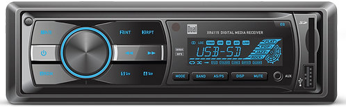 Radio Automotivo Dual xr4115