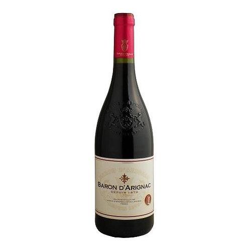 Vinho Baron D'Arignac Tinto 750ml