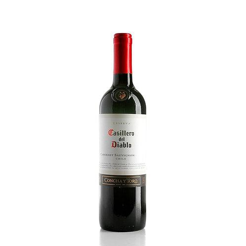 Vinho Casillero Del Diablo Cabernet Sauvignon 3/8