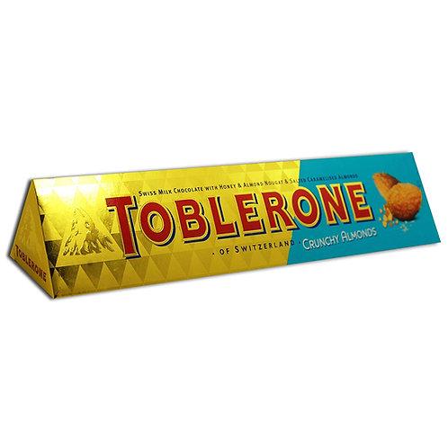 Toblerone Crunchy Almond 100gr