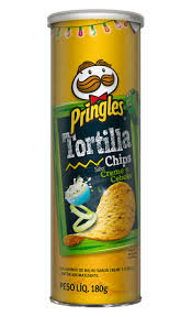 Pringles Tortilla Sour Cream 160 gr