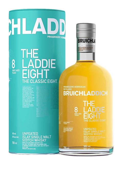 Bruichladdich The Laddie 8yers + Gb 700ml 50%