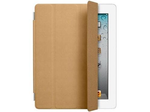 Ipad2 Smart Cover Leather Tan