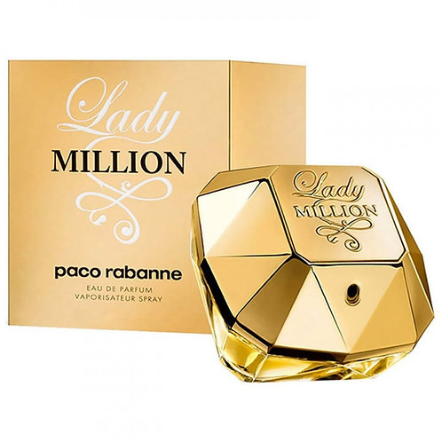 Paco Rabanne Lady Million 80 ml EDP