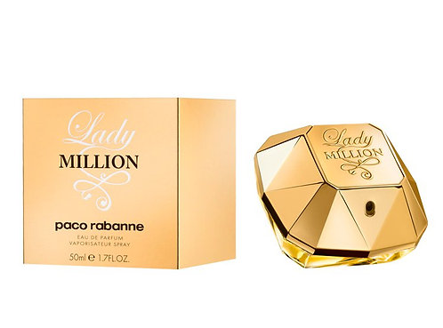 Paco Rabanne Lady Million 50ml EDP