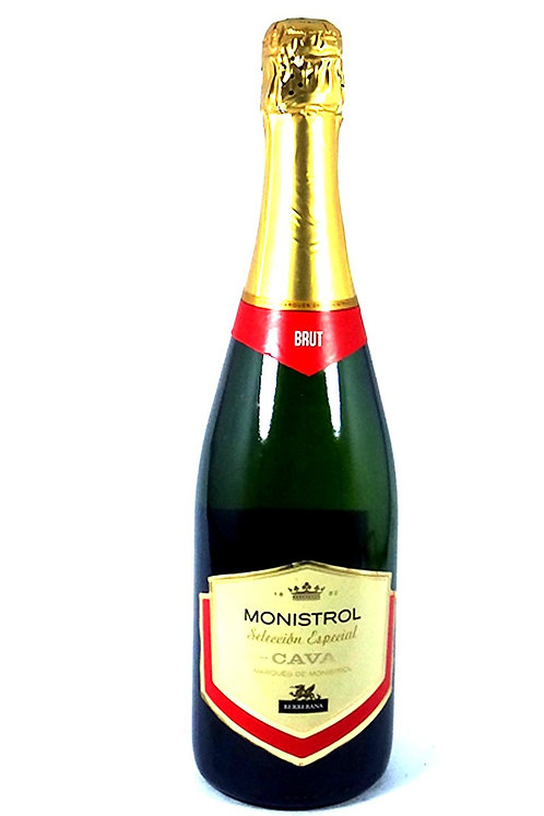 Cava Marques De Monistrol Brut 750ml