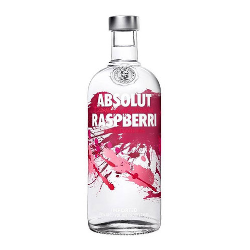 Vodka Absolut Raspberry 1Lt