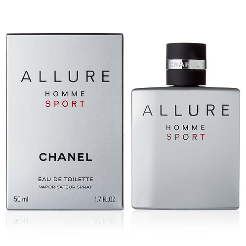 Chanel Allure Home Sport Edt 50ml