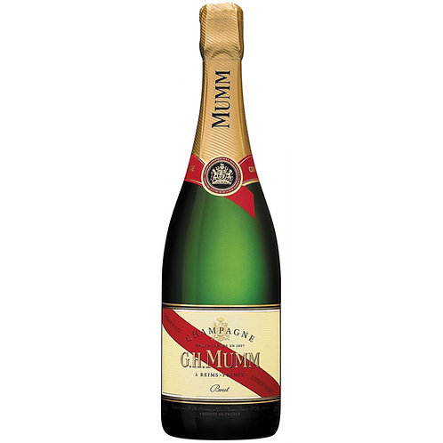 Champagne G.H.Mumm 750ml