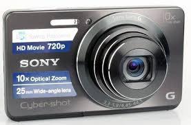 Câmera Sony Cybershot Dscw690