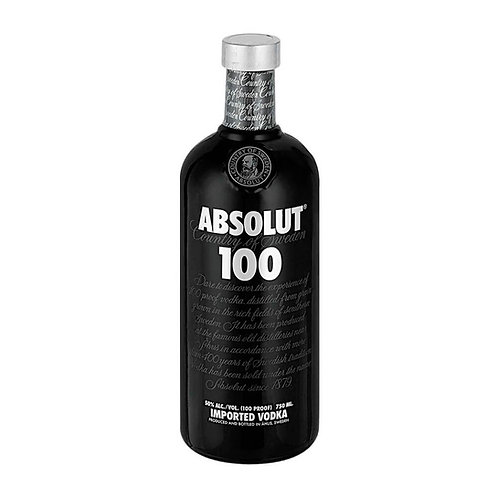 Vodka Absolut 100 1Lt