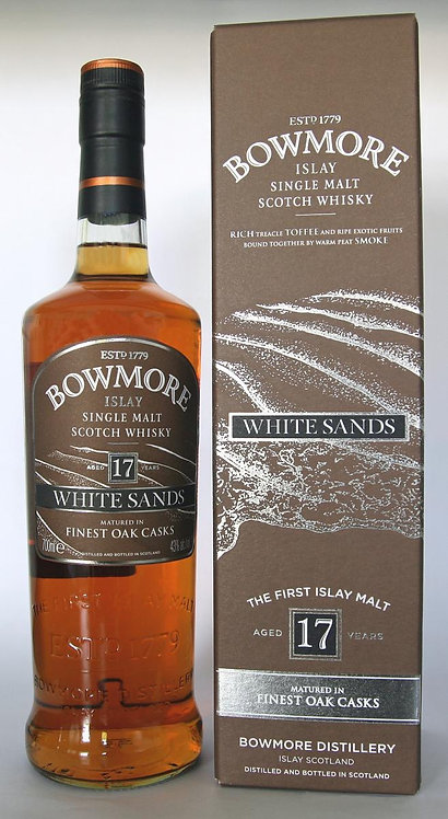 Bowmore 17 yers White Sands 700ml
