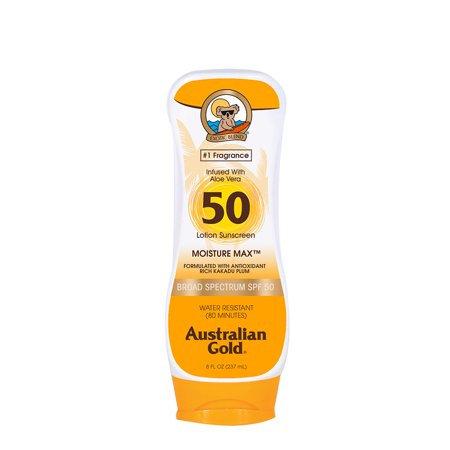 Loção Bronzeadora SPF50 Australian Gold