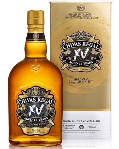 Whisky Chivas XV 750ml