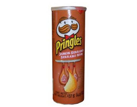 Pringles Jamón Serrano 124gr