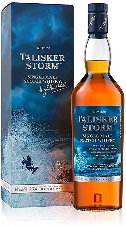 Talisker Storm + Gb 700ml 45,8%